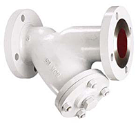 "Flanged ""Y"" Strainer Steel - 150YFS Series"