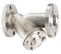 "Flanged ""Y"" Strainer Stainless Steel - 150YFSS Series"
