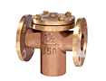 Basket Flanged Strainer Cast Bronze - 150BFB Series