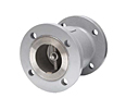 Globe Style Silent Check Valve - Steel/Stainless Steel
