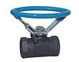 One-Piece Carbon Steel Body Ball Valve